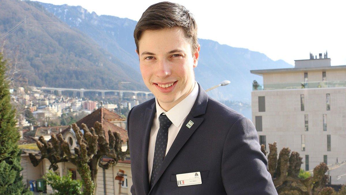 Lèon Gasco jobbet seg rundt kloden med noen av de mest prestisjetunge hotellkjedene i industrien.