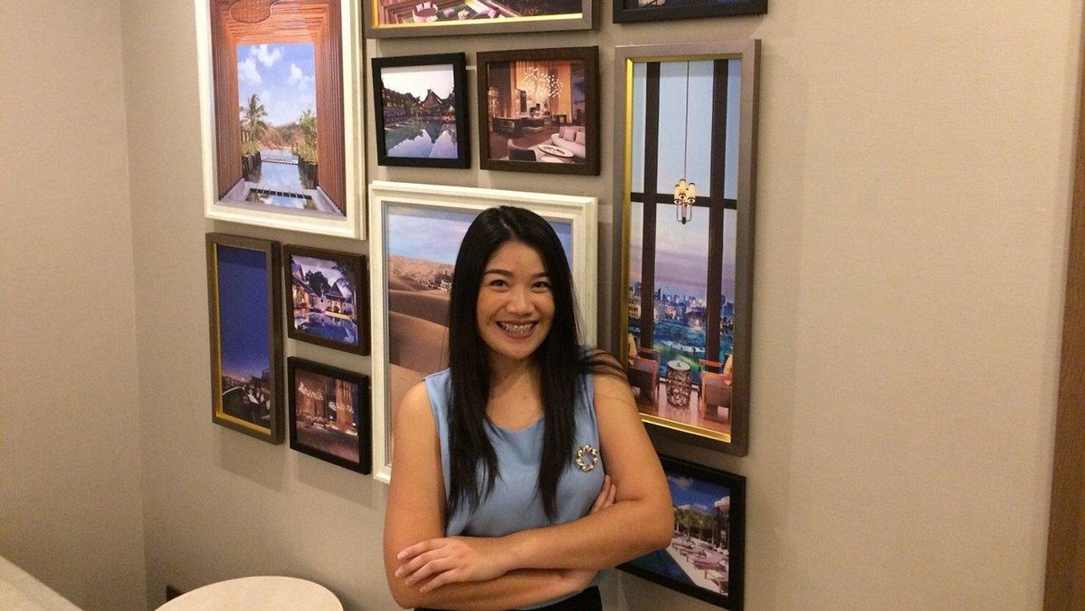 Niramol Gaehwiler deler sine tips om hvordan man kan bygge en suksessrik karriere innenfor salg i hotell- og serveringsbransjen