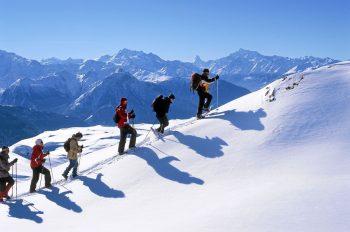 Når man studerer i Montreux får man mulighet til å slå seg fri i Alpene.