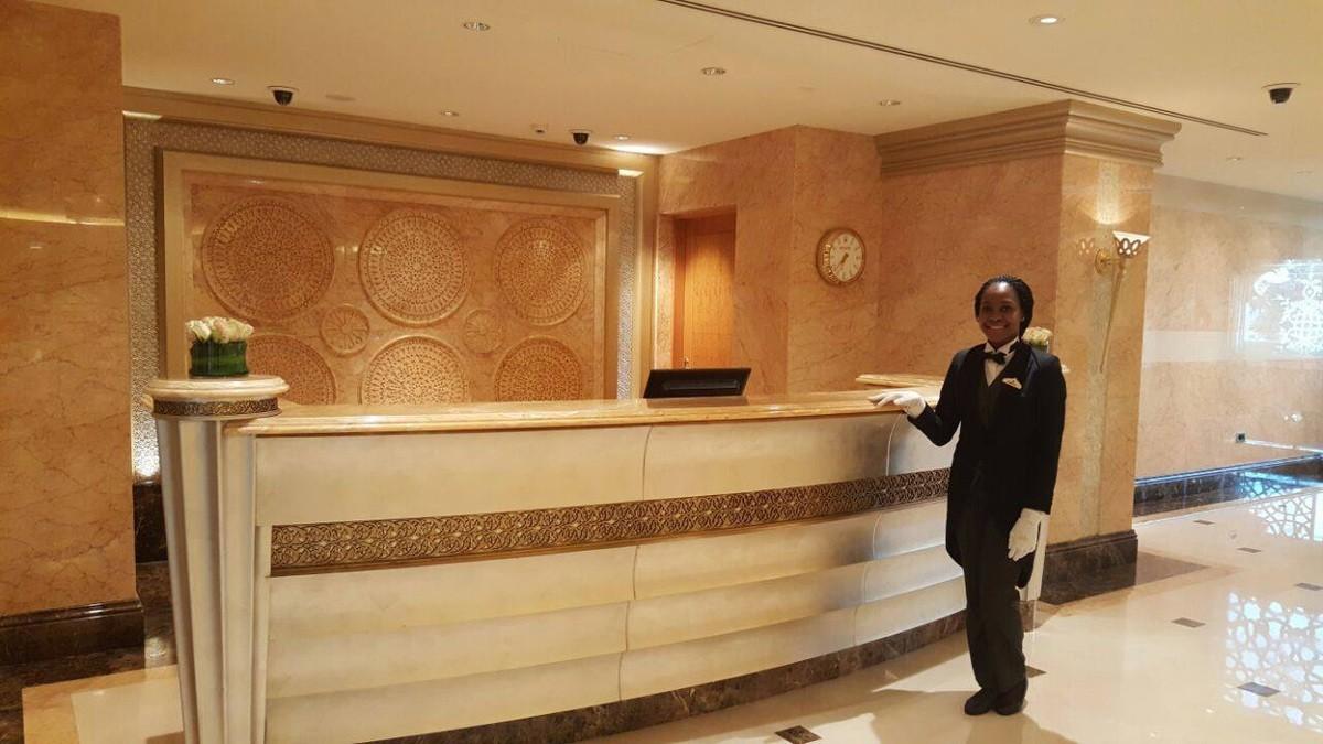second hospitality internship