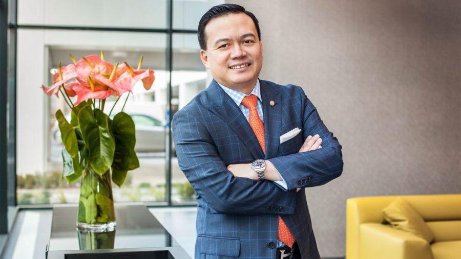 swiss hotel management school alumnus cyril warsono