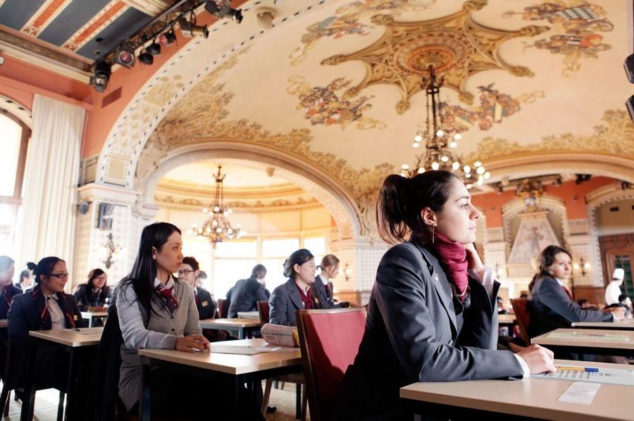 Hotell- og event-management - Bachelorutdannelse