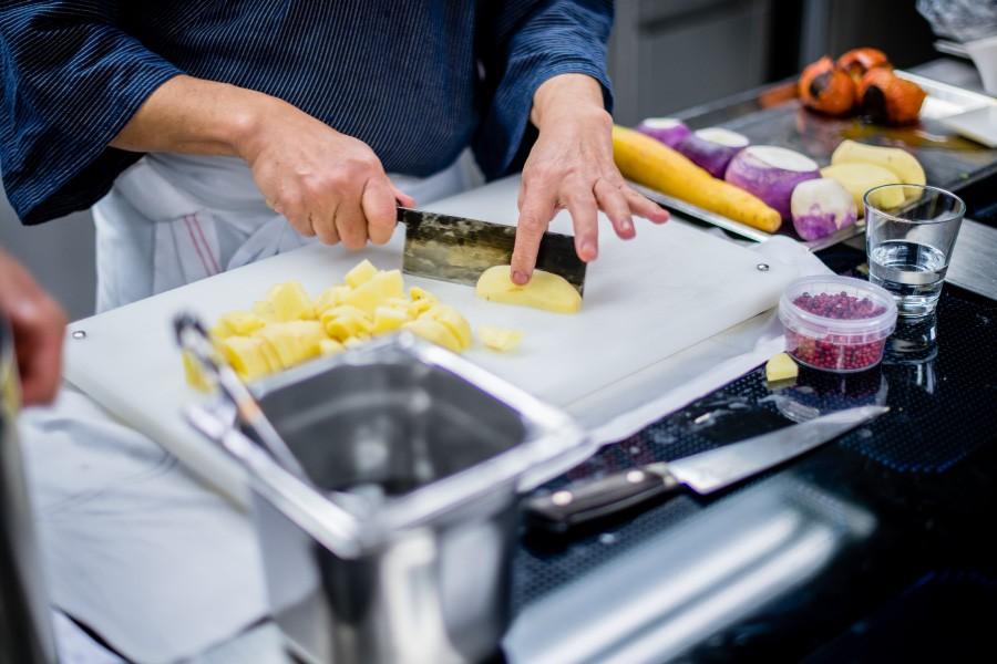 Vegetarisk kokkeutdannelse 10