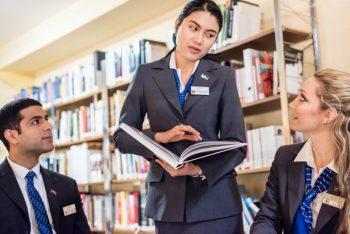 Hotelledelse, forretningsøkonomi og turisme  - Bachelorutdannelse