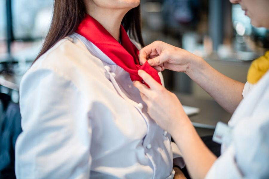Karriere på kjøkkenet hos topprestauranter over hele verden