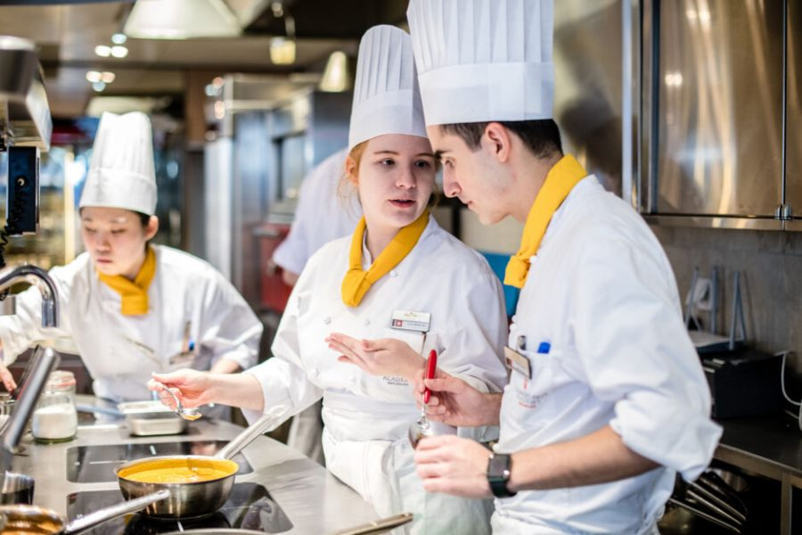 Internasjonal kokkeutdannelse