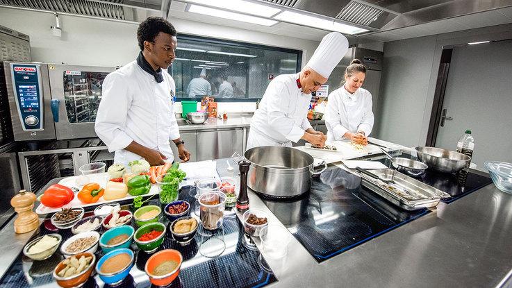 Veien for å bli en bærekraftig kokk 11