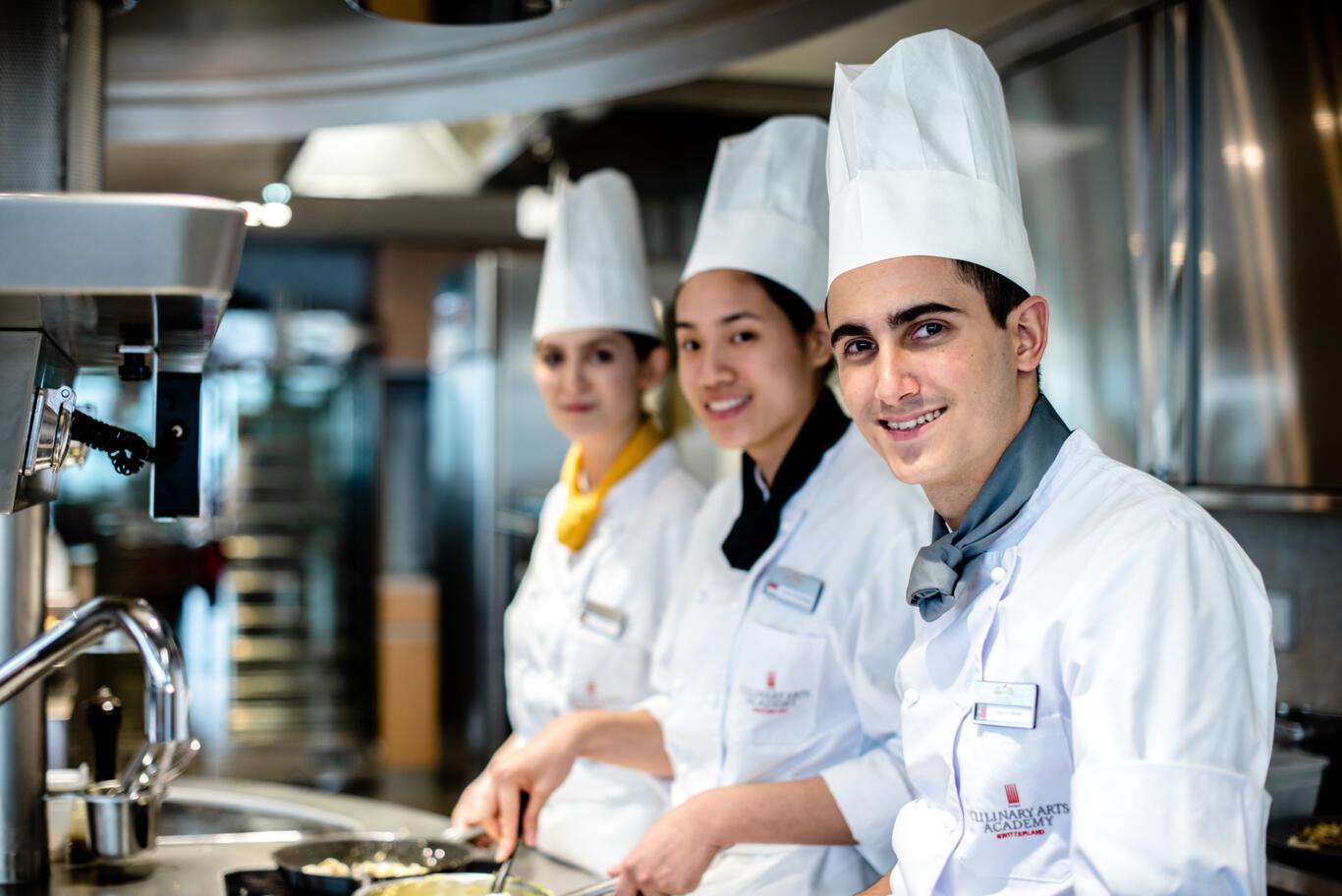 Internasjonal kokkeutdannelse 1