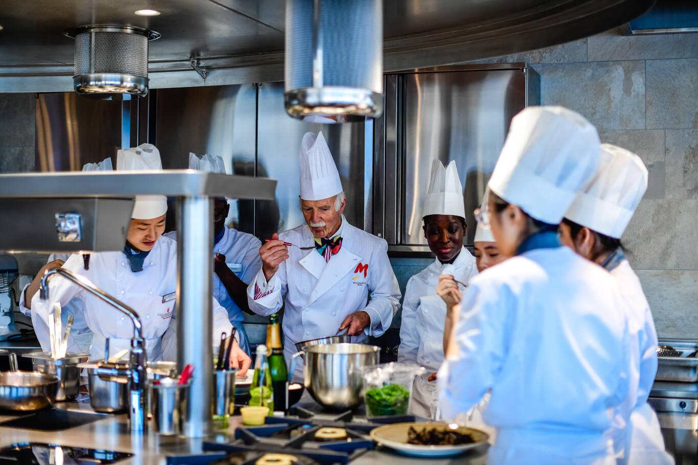 Kulinarisk kunst - bachelorutdannelse 1