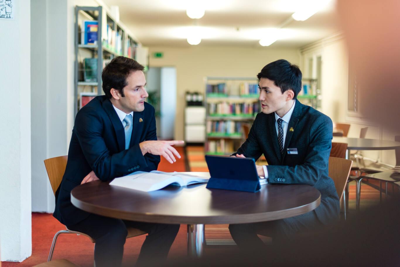 Forretningsøkonomi og ledelse - Master