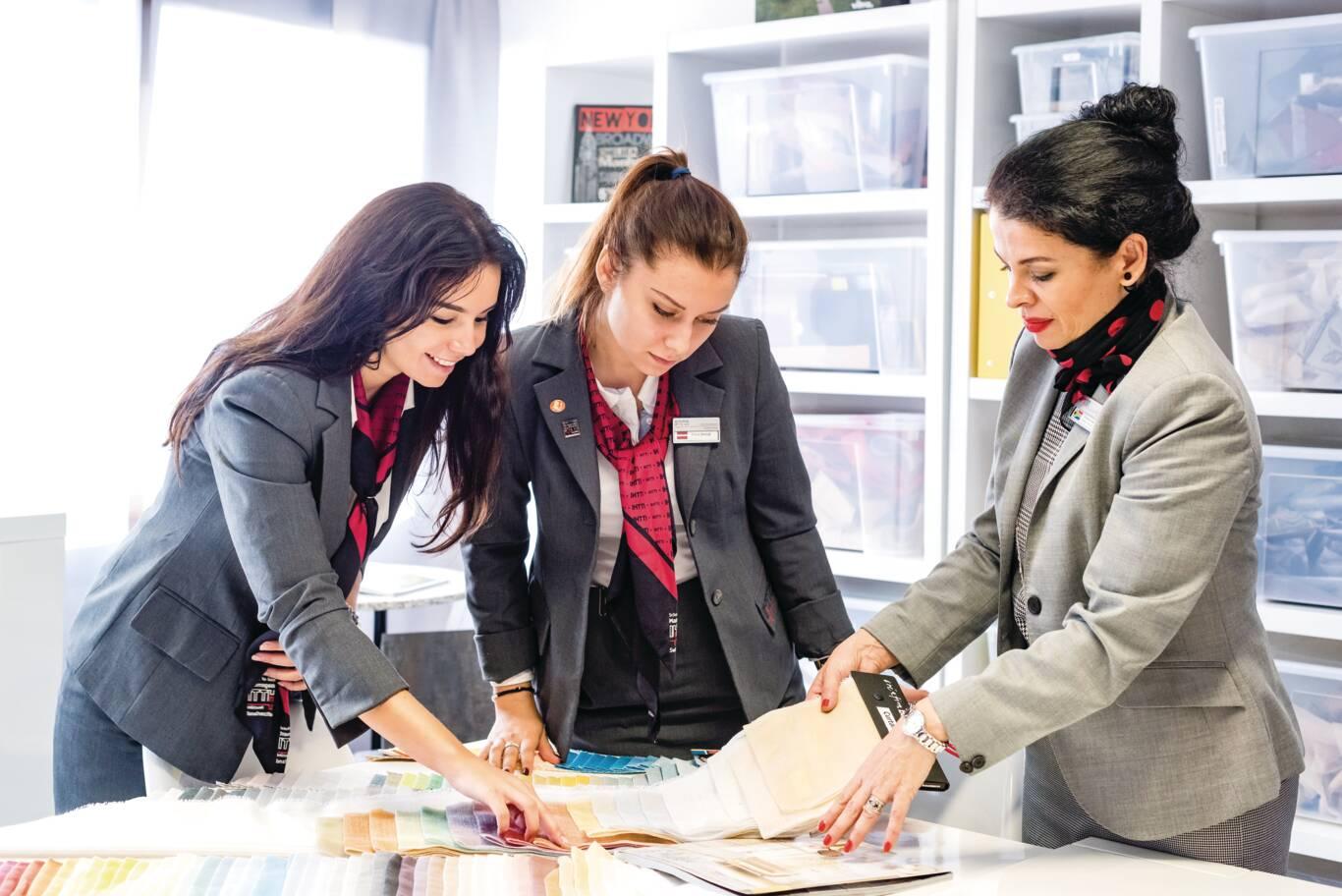 Hotel and Design Management - Bachelorutdannelse 1