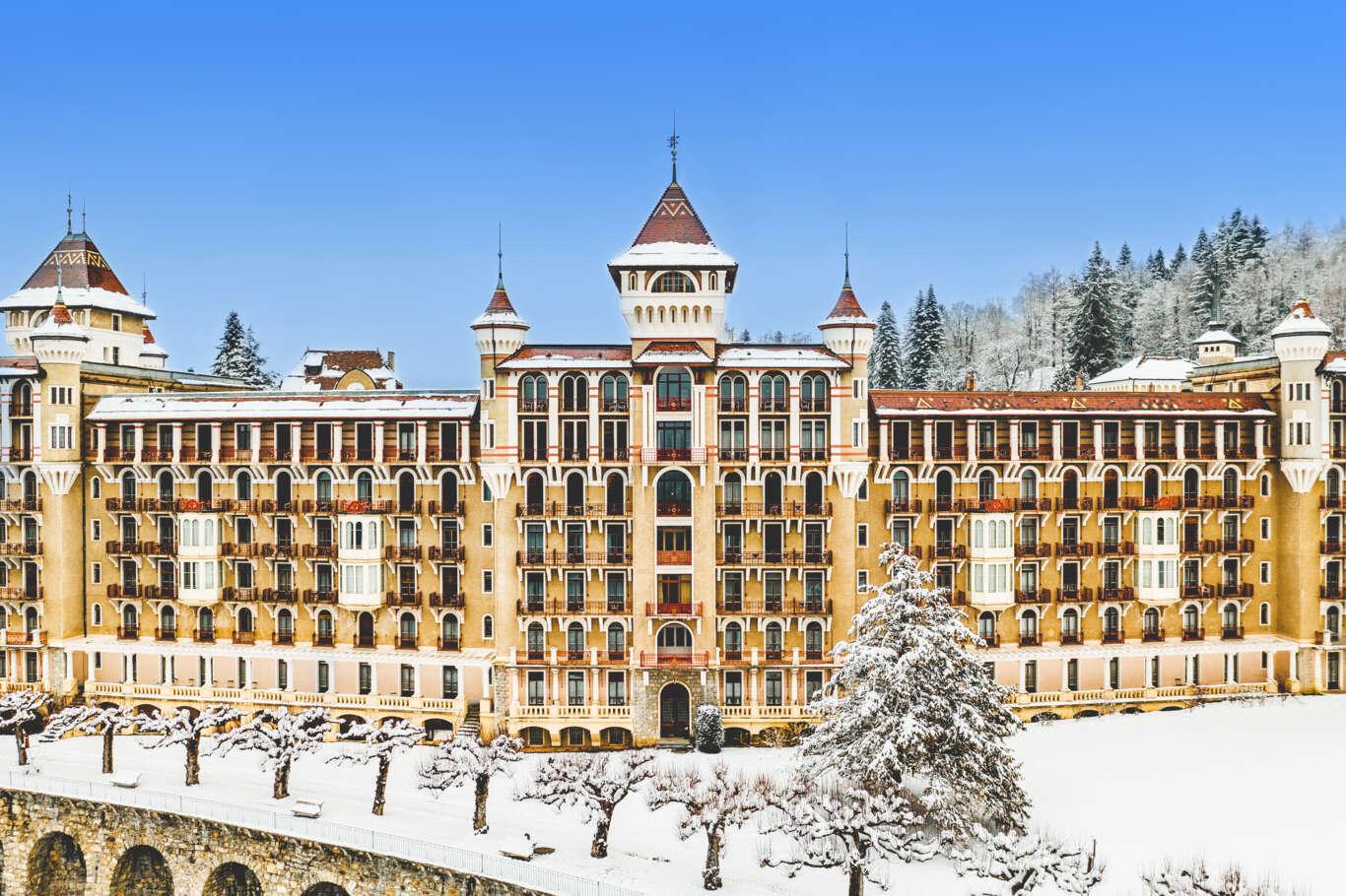 SHMS – Swiss Hotel Management School 3